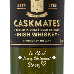 Personalised Jameson Caskmates