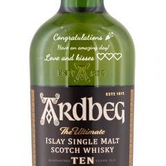 Personalised Ardbeg 10 Year Old