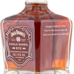 Personalised Jack Daniels Single Barrel Rye