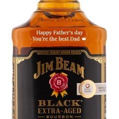 Personalised Jim Beam Black Label