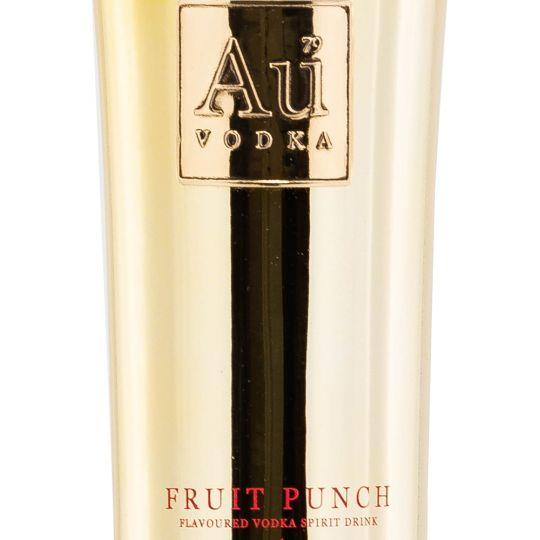 Personalised AU Fruit Punch 70cl Engraved Flavoured Vodka engraved bottle