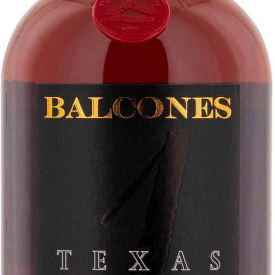 Personalised Balcones 1 Texas Single Malt 70cl Engraved Single Malt Whiskey engraved bottle