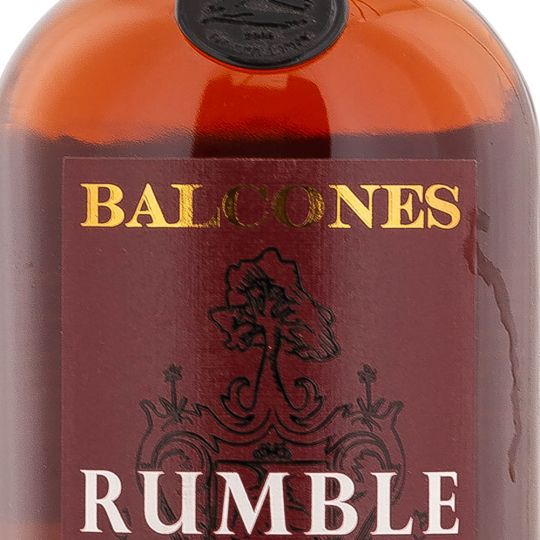Personalised Balcones Rumble Texas Spirit 75cl Engraved Whiskey engraved bottle