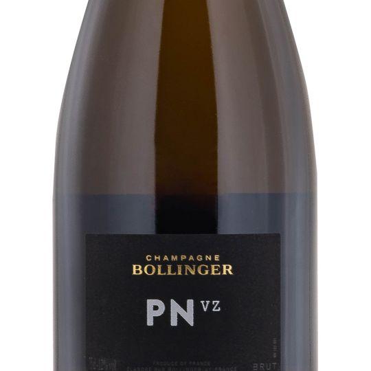 Personalised Bollinger PN VZ15 Champagne 75cl engraved bottle