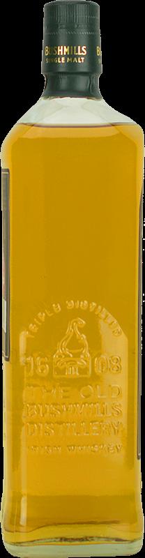 Personalised Bushmills 10 Year Old Irish Whiskey 70cl engraved bottle