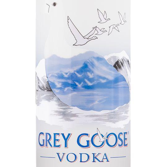 Personalised Grey Goose Vodka 300cl Jeroboam engraved bottle