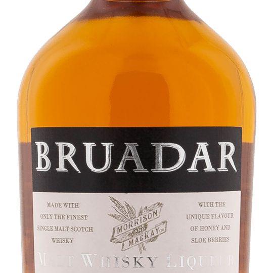 Personalised Bruadar Liqueur 70cl Engraved Whisky Liqueurs engraved bottle