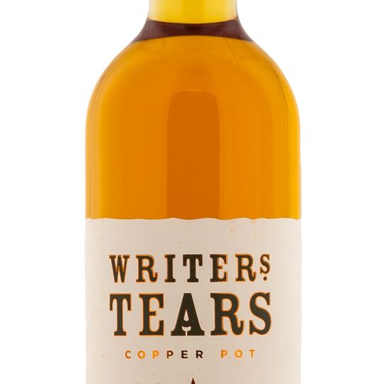 Personalised Writers Tears Copper Pot 70cl Engraved Whisky engraved bottle