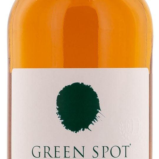 Personalised Green Spot Single Pot Still Whiskey 70cl Engraved Whisky engraved bottle