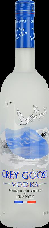Personalised Grey Goose Vodka 70cl engraved bottle