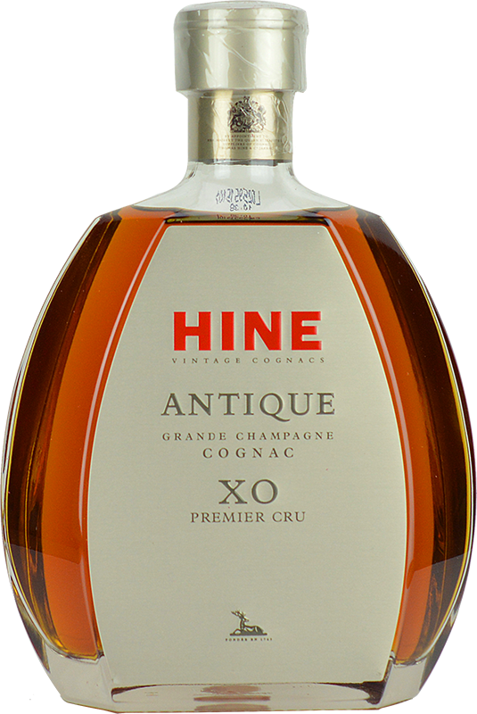 Personalised Hine Antique XO Cognac 70cl engraved bottle