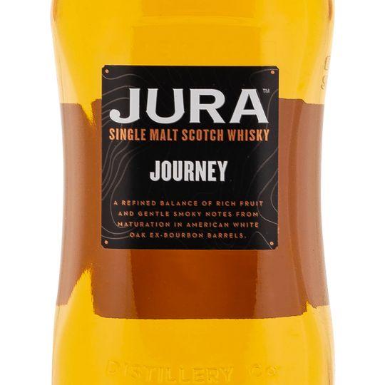 Personalised Jura Journey 70cl Engraved Whisky engraved bottle
