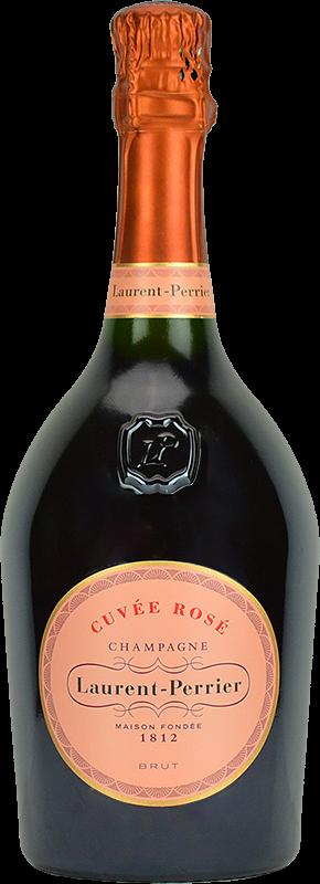 Personalised Laurent Perrier Rose Magnum Champagne 150cl engraved bottle