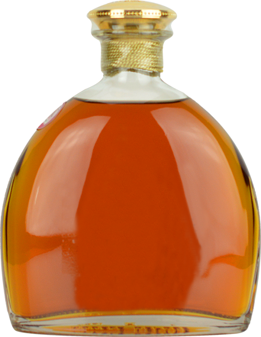 Personalised Maxime Trijol Extra Grande Champagne Cognac 70cl engraved bottle
