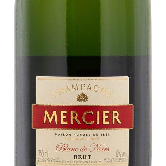 Personalised Mercier Brut Champagne 75cl Champagne engraved bottle