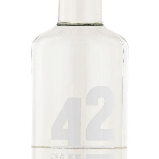 Personalised 42 Below Pure Vodka 70cl engraved bottle