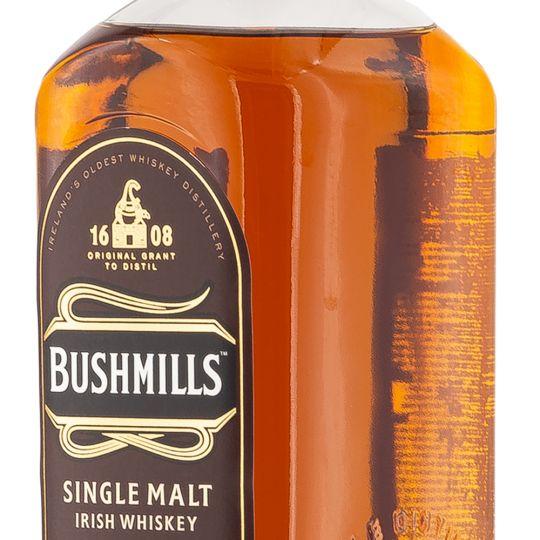 Personalised Bushmills 16 Year Old 70cl Engraved Single Malt Whisky engraved bottle