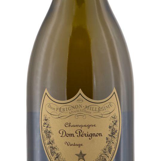 Personalised Dom Perignon Vintage Champagne 75cl  (unboxed) engraved bottle