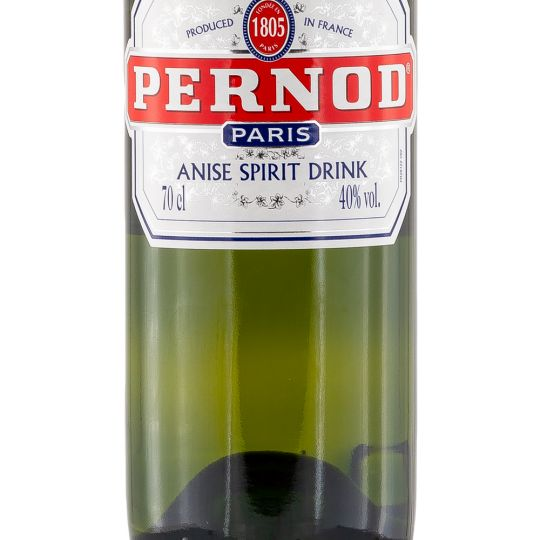 Personalised Pernod Aniseed Liqueur engraved bottle