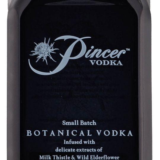 Personalised Pincer Vodka 70cl Engraved Vodka engraved bottle