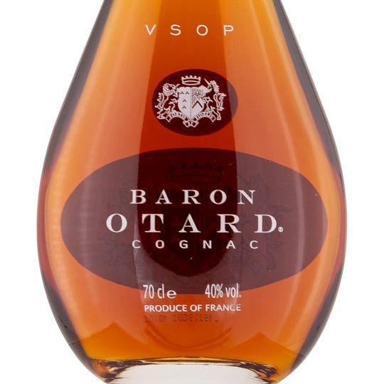 Personalised Baron Otard VSOP 70cl Engraved VS Cognac engraved bottle