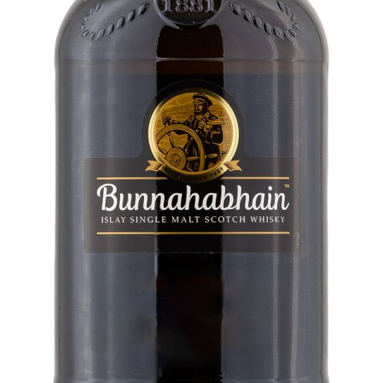 Personalised Bunnahabhain Toiteach a Dha 70cl Engraved Single Malt Whisky engraved bottle