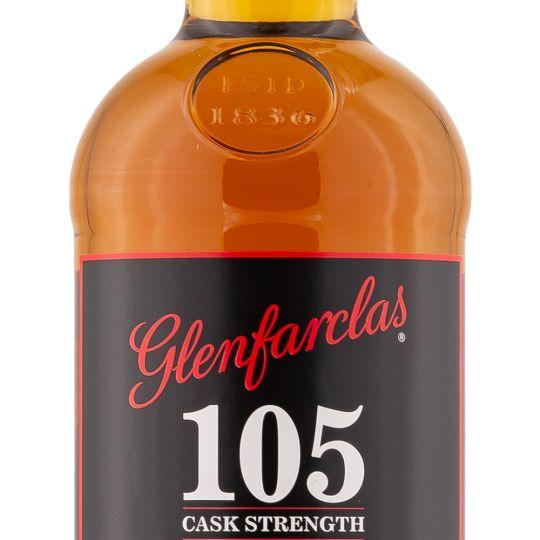Personalised Glenfarclas 105 Speyside 70cl Engraved Single Malt Whisky engraved bottle