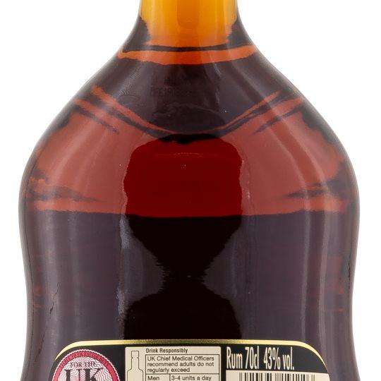 Personalised Appleton Estate 12 Year Old Rare Blend Rum engraved bottle