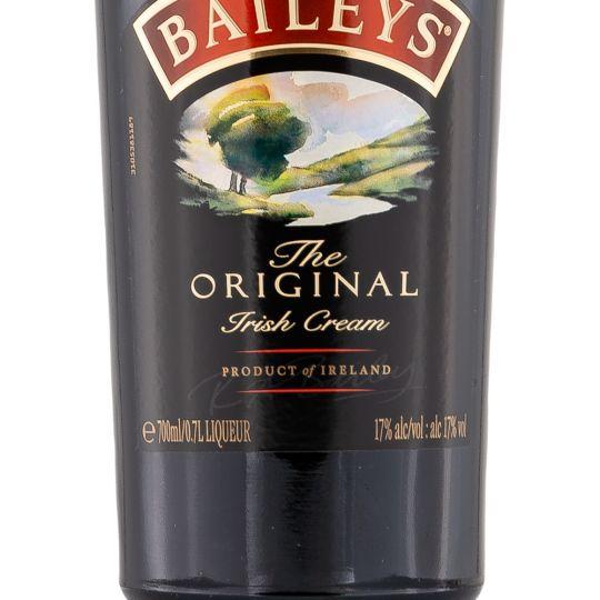 Personalised Baileys Irish Cream Liqueur 70cl engraved bottle