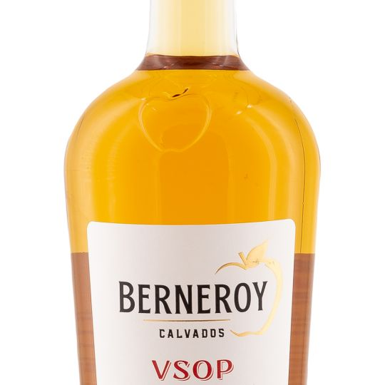 Personalised Berneroy VSOP Brandy 70cl engraved bottle