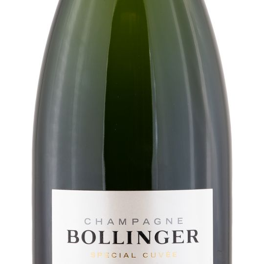Personalised Bollinger Special Cuvee Champagne 150cl Magnum engraved bottle