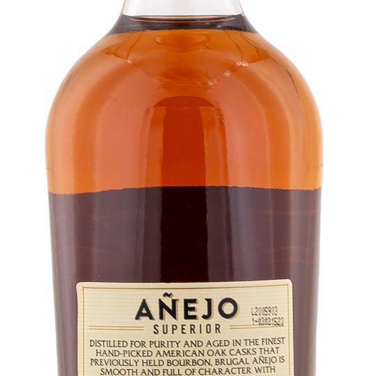 Personalised Brugal Anejo Rum 70cl engraved bottle