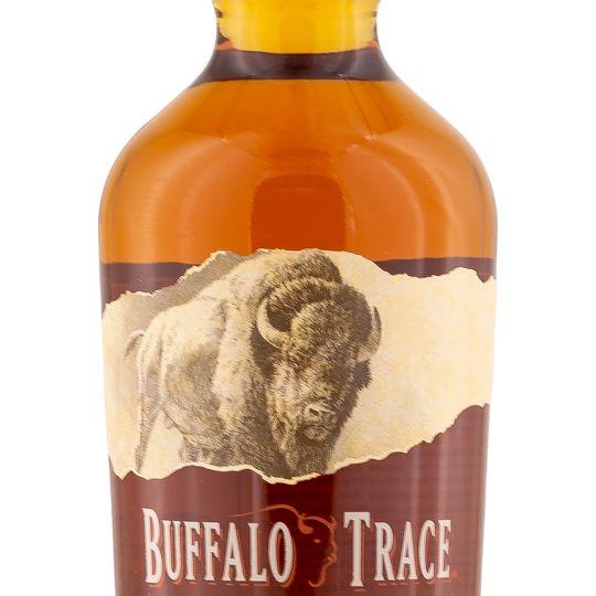 Personalised Buffalo Trace Bourbon Whiskey 70cl engraved bottle