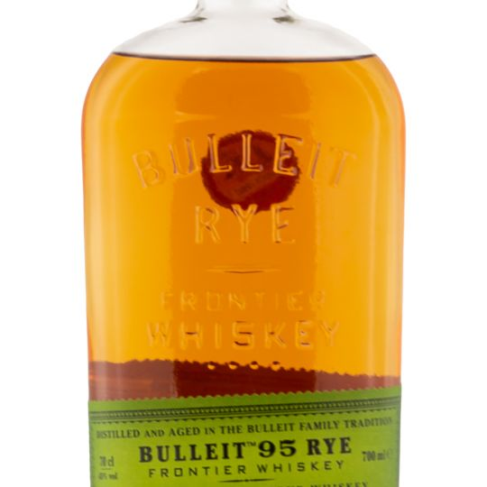 Personalised Bulleit Rye 70cl Engraved Rye Whiskey engraved bottle