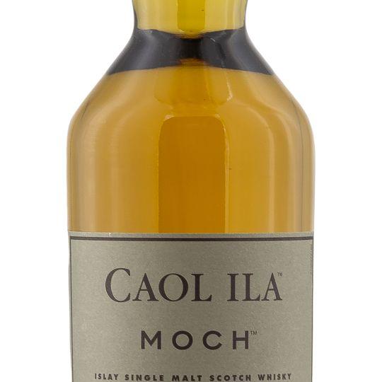Personalised Caol Ila Moch 70cl Engraved Single Malt Whisky engraved bottle