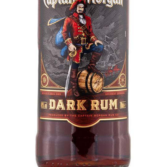 Personalised Captain Morgan Original Rum 70cl engraved bottle
