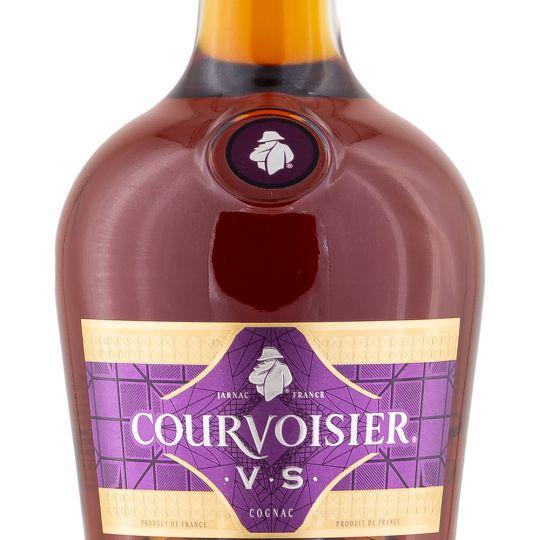Personalised Courvoisier VS Cognac 70cl engraved bottle