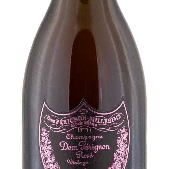 Personalised Dom Perignon Vintage Rose Magnum Champagne 150cl engraved bottle