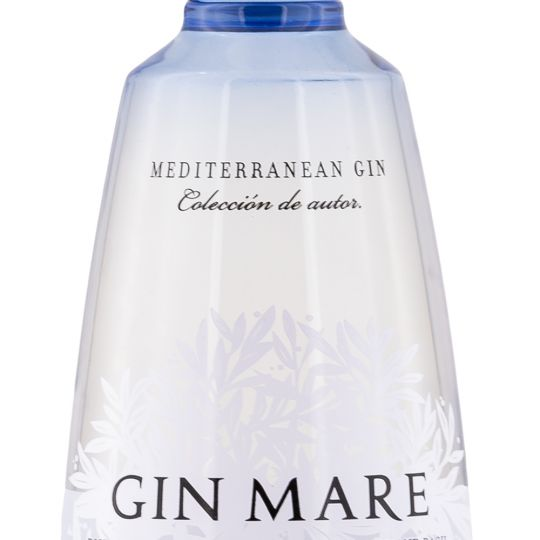 Personalised Gin Mare 70cl engraved bottle