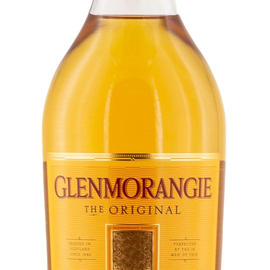 Personalised Glenmorangie 10 Year Old Original Whisky 70cl engraved bottle