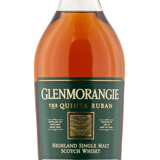 Personalised Glenmorangie Quinta Ruban Whisky 70cl engraved bottle