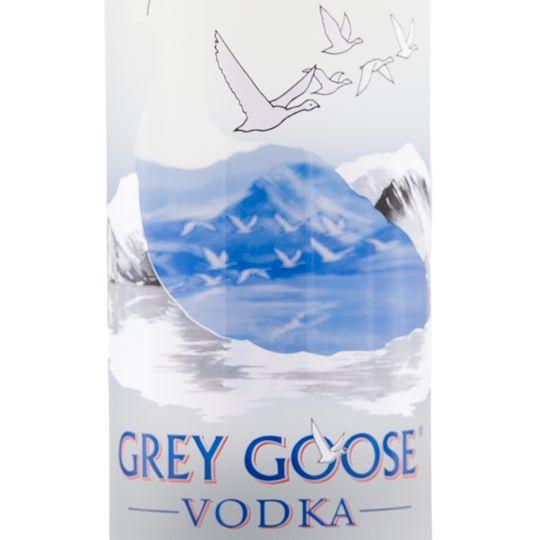 Personalised Grey Goose Magnum Vodka 175cl engraved bottle