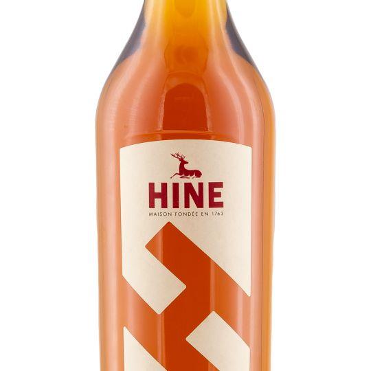 Personalised H by Hine VSOP Cognac 70cl engraved bottle