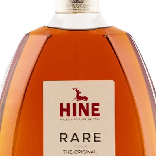 Personalised Hine Rare VSOP Cognac 70cl engraved bottle