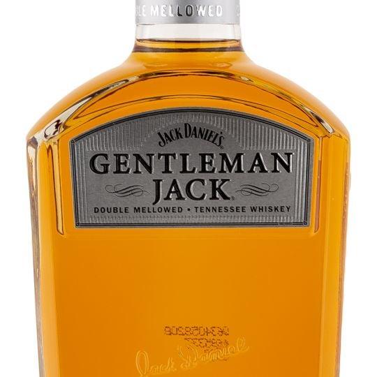 Personalised Jack Daniels Gentleman Jack 70cl engraved bottle