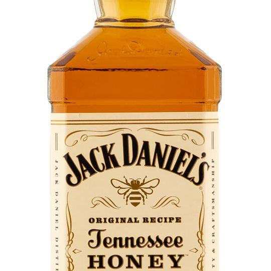 Personalised Jack Daniels Honey 70cl engraved bottle