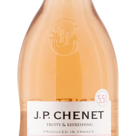 Personalised JP Chenet Sparkling Rose engraved bottle