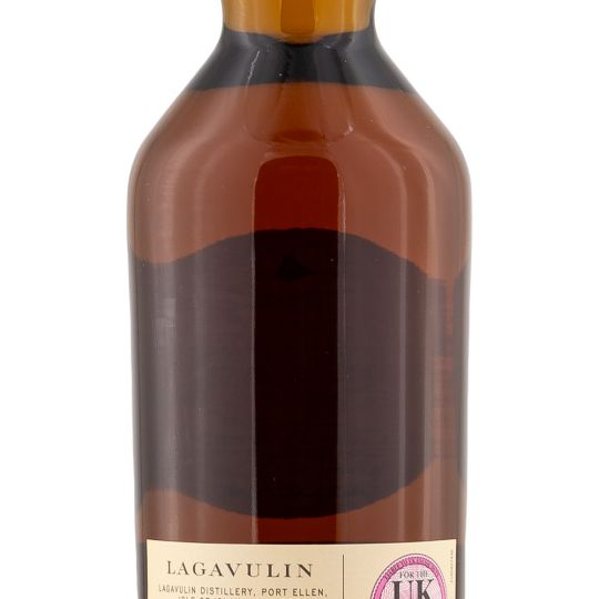 Personalised Lagavulin 16 Year Old Whisky 70cl engraved bottle