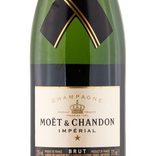 Personalised Moet & Chandon Brut Imperial Half Bottle 37.5cl Engraved Non-Vintage Champagne engraved bottle