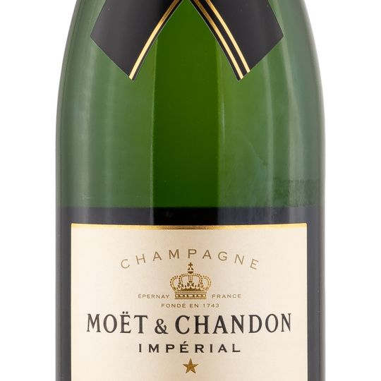Personalised Moet and Chandon Brut Imperial Magnum Champagne 150cl engraved bottle